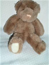 "Kinder Gund Kindergund 9"" Brown Teddy Bear Plush"