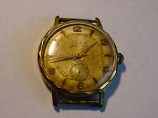 Watchmaking Vintage Watch Mechanical Elves 15 Ruby Cal. Femga 500