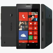 Nokia Lumia 520 RM-915 Windows 8GB Black AT&T (GSM Unlocked) 7/10 #3319