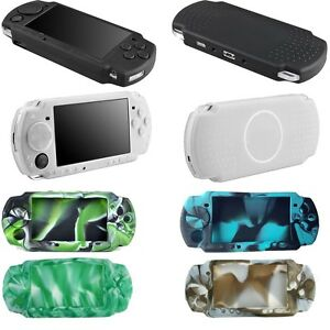New Protective Soft Silicone Case Skin Case Cover For Sony PSP 2000 3000 Slim US