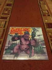 Lee Scratch Perry + Subatomic Sound System – Super Ape Returns To Conquer - LP