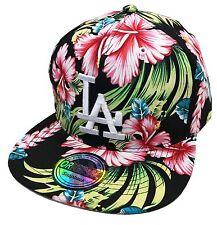 Los Angeles la snapback Casquette Basecap Casquette Hip Hop trucker style Cappy multicolores