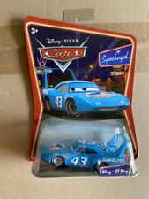 Disney Pixar Cars SUPERCHARGED KING EL REY COLLECTOR RARE
