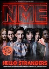 NME Magazine 27th October 2017 - Stranger Things 2