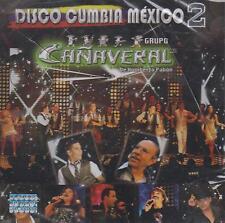 CD - Grupo Canaveral De Humberto Pabon NEW Disco Cumbia Mexico 2 FAST SHIPPING !