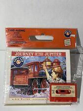 Lionel American Legend  Journey of the Jupiter Book and Casette Levar Burton