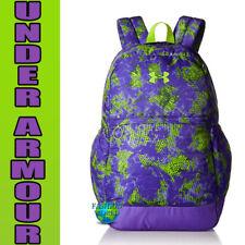 Under Armour Girls  Favorite Backpack Laptop Book School Bag 1277402 Purple 0cf29370060b9