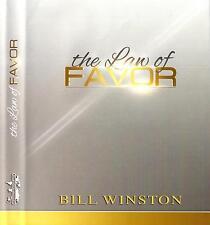 The Law Of Favor Bill Winston - 3 CD Teaching
