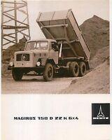 Magirus Deutz 150 D 22 K  6 x 4