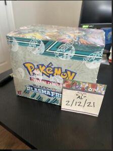 Pokemon Black & White Plasma Freeze Theme Deck Case 2013