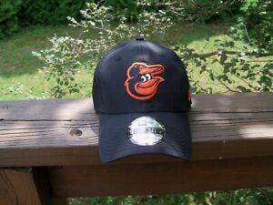 MLB BALTIMORE ORIOLES New Era 9Twenty ADJUSTABLE Hat ~ Size OSFA