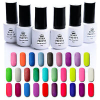 10ml Born Pretty Matte Nail UV Gel Polish Soak Off UV Builder Varnish 29 Colours