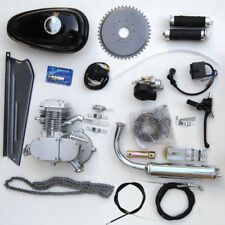 Universal 2 Stroke 80cc BikeGas Engine Motor Kit DIY For Motorized Bicycle
