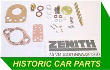"""Austin 7 """"Nippy"""" Sports 1933-38 - REBUILD KIT for ZENITH 30VM-5 CS855A Carb"""
