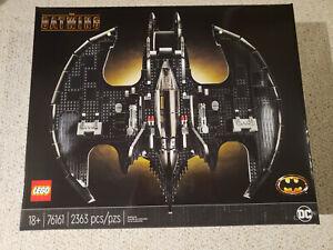 Lego Batman: 1989 Batwing 76161