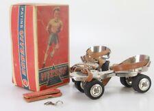 Ancienne paire de patins à roulettes VITESSE France (Réf#X-421)