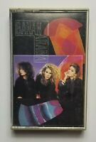 BANANARAMA Self Titled Audio Cassette 1984 PolyGram Records