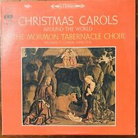 CHRISTMAS CAROLS AROUND THE WORLD  THE MORMON TABERNACLE CHOIR  RICHARD P. CONDI