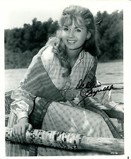 """DEBBIE REYNOLDS - Beautiful Photo from """"How the West Was Won"""" - SIGNED in Person"""