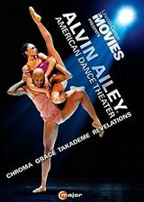 Alvin Ailey American Dance Theater: Chroma - Grace - Takademe - Revelations, New
