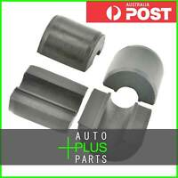 Fits MERCEDES BENZ GLK 350 CGI - REAR STABILIZER BAR BUSH KIT D19