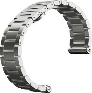 Motorola 20mm Metal Band for Motorola Moto 360 2nd Gen Smartwatches NEW ! #8554