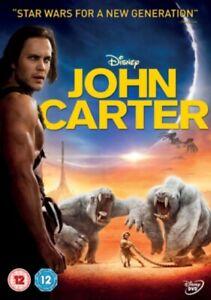 John Carter DVD *NEW & SEALED*