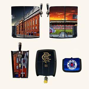 PD Perfect Draft Rangers Ibrox 55 Football WATP Poppy Skin mancave pub shed gift