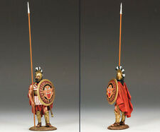 KING & COUNTRY ANCIENT GREECE AG001 HOPLITE STANDING WITH DORY MIB