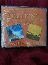 Lion King, Vol. 1 & 2 Special Edition Walt Disney (CD Disney)