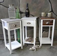 Telefontisch Beistelltisch Landhaus Konsolentisch Shabby Vintage LV