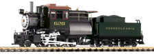PIKO 38242, G Scale, 2-6-0 Pennsylvania Railroad PRR Camelback Loco, DCC & Sound