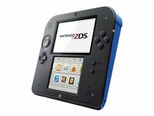 Nintendo 2DS Blue & Black Handheld System