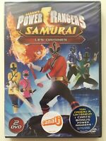 Power Rangers Samurai - Les origines COFFRET DVD NEUF SOUS BLISTER