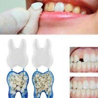 110x Temporary Crowns Posteriors Anterior Molar Resin Tooth Teeth Caps Dental YL