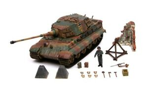 FORCES OF VALOR 80301 1/32 GERMAN KING TIGER TANK 101ST SS.SCHWERE PZ.ABT, 1944