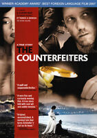 The Counterfeiters (2007) DVD NEW