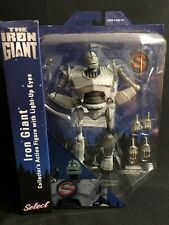 Diamond Select Toys The Iron Giant Action Figure Collectors Action Figure Nip 9�