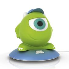 Disney Monsters Inc Mike Wazowski SoftPal Philips Night Light WIRELESS CHARGING