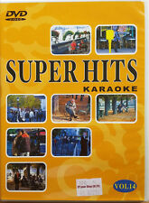 DVD KARAOKE SUPER HITS 14 VARIOUS