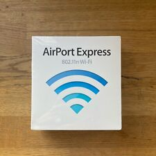 Apple Airport Express 802.11n Wi-Fi Model A1264 - SEALED