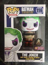 Funko Pop! DC Heroes PX EXclusive Dark Knight Returns The Joker *Hanuman Custom