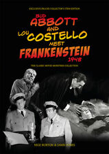 Abbott and Costello Meet Frankenstein 1948 Universal horror movie magazine