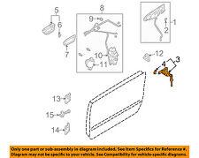 57491SA140 Subaru Key lock setdoorlh 57491SA140