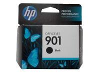 HP 901 Black Original Ink Cartridge CC653AN (GENUINE & NEW IN RETAIL PACKAGING)