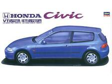 NEW HASEGAWA HONDA CIVIC VTi / ETi 1/24 Scale PLASTIC MODEL KIT