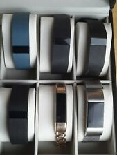 FITBIT Smartwatch Lot 6 Working Charge+Wristband Activity Tracker Fitness Wow