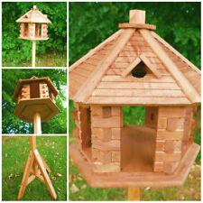 Wooden Gazebo Bird Feeder Bird Feeding Station Bird Table Bird House