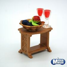playmobil 1900 Maison de poupée Villa: Bol de fruits Table d'appoint
