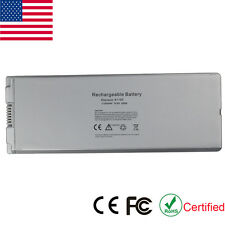 "New Battery for Apple MacBook 13"" 2006 2007 2008 2009 A1185 A1181 MA561 MA699 US"